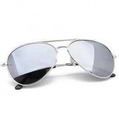 Очки SILVER MIRROR AVIATOR